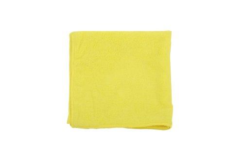 Semy Top Mikrofasertücher, gelb, 40 x 40 cm, 1er Pack (1 x 20 Stück)