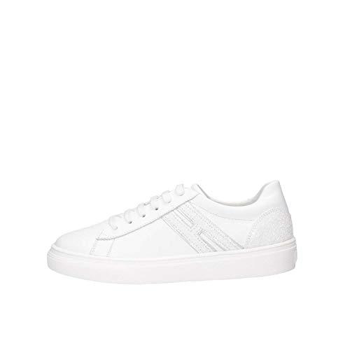 Hogan Junior HXC3400K390KJC0351 Sneakers Bambina Bianco 35