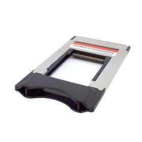CY ExpressCard Express Card zu PCMCIA PC Konverter Card Adapter 34mm auf 54mm - Pcmcia-modem-karte