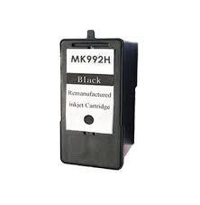 Colour Direct Kompatibel RemanufactuRot Schwarz Dell 992 (MK990/MK992) Tinte Cartridge Ersatz Zum Dell All-In-One 926, V305, V305w Drucker (Dell-v305 Tinte Schwarz)