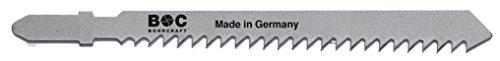 Craft de forage Scie sauteuse CV, dents avoyées, ZT Lot de 3 x 75 mm longueur dans 25 BC Boîte en plastique, 1 pièce, 19610300001