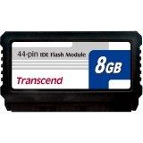 Transcend - Extensión de memoria Flash (8 GB, IDE)