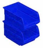 Stanley Caja organizadora Abierta, Espacio para Guardar Cosas de 1 litro, Azul, 10,8 x 11,5 x 7,3 cm 056100-015, 10.8x11.5x7.3cm