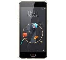 nubia NX575J Smartphone (14 cm (5,5 Zoll), 64GB interner Speicher, 4GB RAM, 13MP Kamera, Android 6.0 Marshmallow) Schwarzes Gold