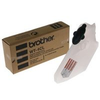 Brother Waste Toner Pack 12000pages black, cyan, magenta, yellow–Laser Toner & Cartridges (Black, Cyan, Magenta, Yellow, Laser, Brother) (Waste Brother Toner)