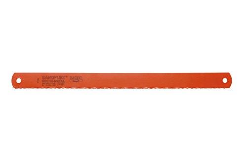 Bahco lAME sANDFLEX Scie Bimet 450 x 45 x 2.25 mm dent 6 3809 – 450 – 45 – 2.25 – 6 x10 unités