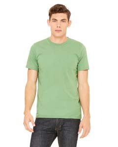 Unisex Made in the USA Jersey Short-Sleeve T-Shirt LEAF S
