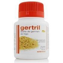Aceite Germen Trigo Gertril 125 perlas Soria Natural
