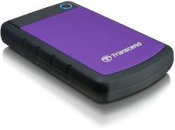Transcend StoreJet 25H2P 2.5 inch TS1TSJ25H3P 1 TB External Hard Disk (Purple)