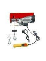 RIBITECH 04266Elektrischer Seilhebezug 1200W Test