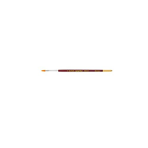 Springer Pinsel Springer pinsel2052-4Lengua acrílico Mango Corto Cepillo con Toray (tamaño 4)