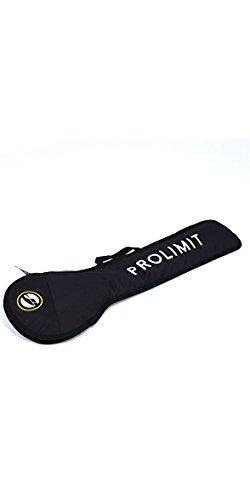 21yFcz8z51L - Prolimit 3-Piece SUP Stand Up Paddle Boarding Bag Paddle Bag Black White