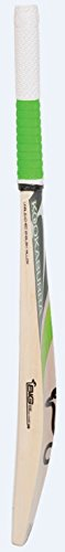 Kookaburra-Kahuna-600-English-Willow-Bat-Short-Handle-GreenBlack