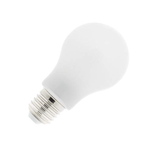 Bombilla LED E27 Glass 8W Blanco Frío 6000K-6500K efectoLED