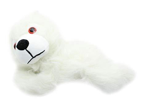 (Game of Thrones Plush Figure Ghost Direwolf Prone Cub 23 cm Factory Peluches)