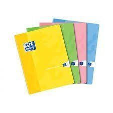 OXFORD Cahier Scolaire 17 x 22 cm 32 Pages 90g