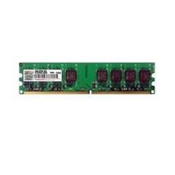 Transcend Mémoire RAM 2 Go DDR2 800 MHz TS256MLQ64V8U