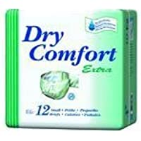 Dry Comfort Extra Brief, Medium - 96/case by SCA Incontinence Care preisvergleich bei billige-tabletten.eu
