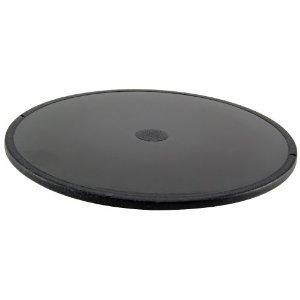 Navitech 80 mm, runde, selbstklebende Scheibe, universal einsetzbar für Gebrauch mit Frontscheiben-Saugfüße für Garmin