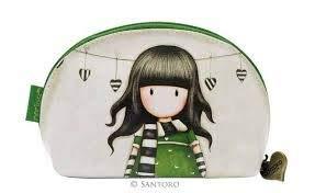 Santoro Gorjuss poche grande coquille, mettant en vedette la délicieuse 'l'écharpe' art