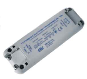 Trafo Elektronisch Dimmbar 0 - 105 Watt 230 VAC-11,5VAC von EMC auf Lampenhans.de