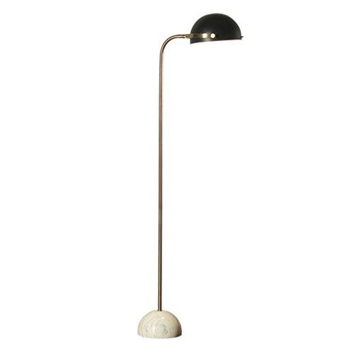 LJ Éclairage intérieur 1.55m Lampadaire minimaliste moderne pour chambre à coucher et salon (sans ampoule)