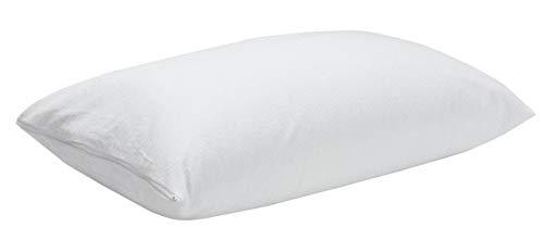 Pikolin Home - Funda de almohada rizo. Antialérgica, impermeable y transpirable, 40x70cm...