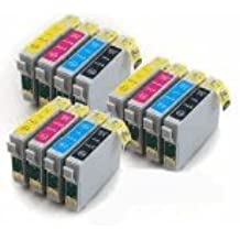 3 sets of T0711 T0712 T0713 T0714 Multipack compatible ink cartridges for Epson Stylus Office B1100