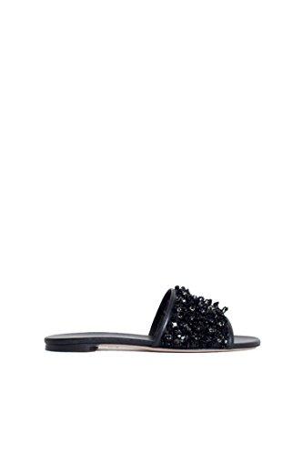 ermanno-scervino-femme-d308z363rri95708-noir-polyamide-sandales