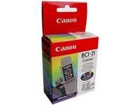 Preisvergleich Produktbild Canon Tintenpatrone BCI-21C color