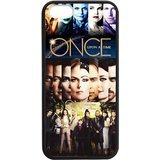 Personalized Protective Hard noir Phone Coque for Coque iphone 7 - Once Upon A Time -i7A1481