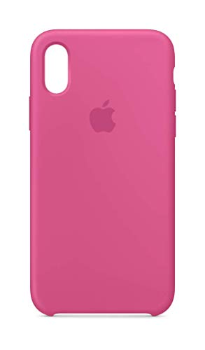 Apple Silikon Case (iPhone XS) - Drachenfrucht