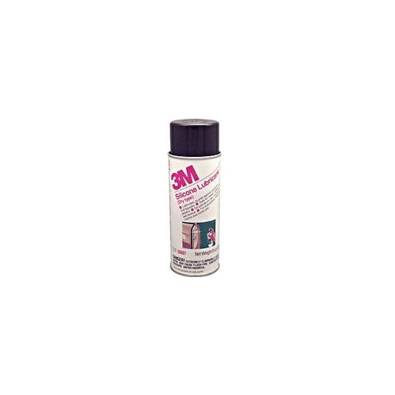 3M 3M8897 Silicone Spray Dry Type Lubricant