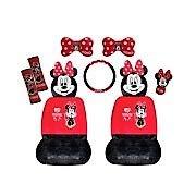 Next Minnie Set Accessori Auto 10 Pezzi Minnie Mous