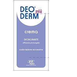 Crema Deodorante Per Il Corpo Deoderm Piu' 60 Ml