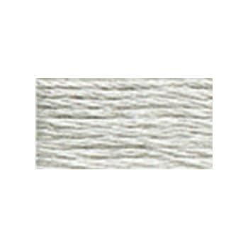 DMC 6-Strand Embroidery Cotton 8.7yd-Very Light Pearl Grey