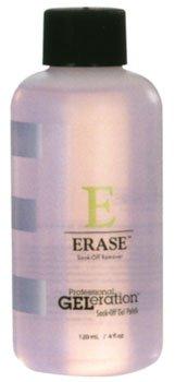 Jessica Treatment Nail Polish, Erase Remover 120 ml