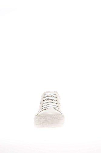 Nero Giardini Donna Sneaker P615263D-711 Sneaker Pelle e Tessuto Latte