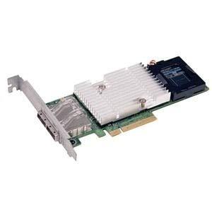 Ersatzteil: Dell PERC H810 RAID Adapter for External JBOD, 1GB NV Cache, 405-AADP (External JBOD, 1GB NV Cache, Full Height, Customer Kit) -