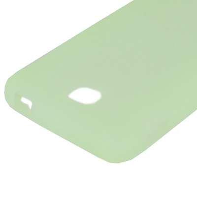 Empire Flexible Silicone Skin Glow in the Dark Vert Case Étui Coque for LG Escape P870