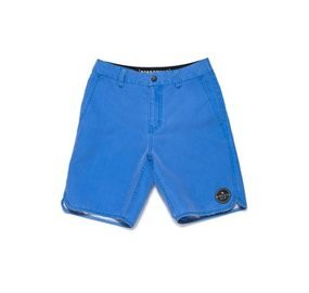 Rip Curl Solid Boardwalk Boy, Color: College Blue, Size: 12