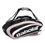 Babolat Racket Holder X6 Team Line Fluo Red