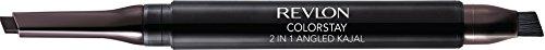 REVLON - ColorStay 2-in-1 Angled Kajal Waterproof Eyeliner, Fig - 0.01 oz. (0.28 g)