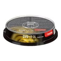 DVD+R DL 8x 8.5GB (10)