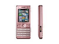 SonyEricsson K770i rosa Handy Sony Ericsson Pink