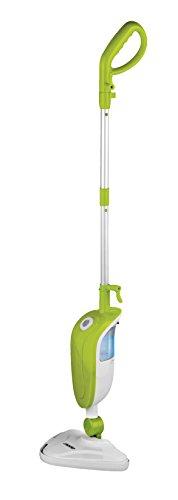 Abnehmbare Dampf-mop (Handdampfreiniger Dampfreiniger Dampfmop Multi Dampf Mop Dampfbesen Eco Steam Mop + Ersatztuecher (Dampfreiniger))