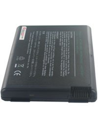 Batterie pour HP PAVILION ZV5000Z, 14.8V, 4400mAh, Li-ion