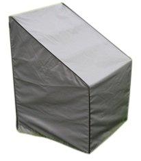 Schutzhülle / Cover Stuhl | Grau | 75 x 78 x 65/110 cm (L x L x B x H/H) | Wasserabweisend | SORARA...