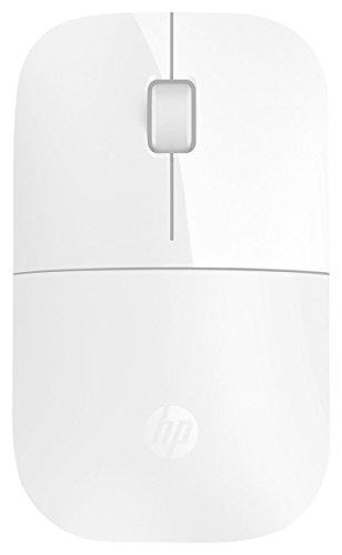 HP Z3700 (V0L80AA) kabellose Maus (1200 optische Sensoren, bis zu 16 Monate Batterielaufzeit, USB Anschluss, Plug&Play) - Laptops Günstige Super