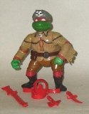 1992 Wild West Kanalisation Scout Raphael Teenage Mutant Ninja Turtles